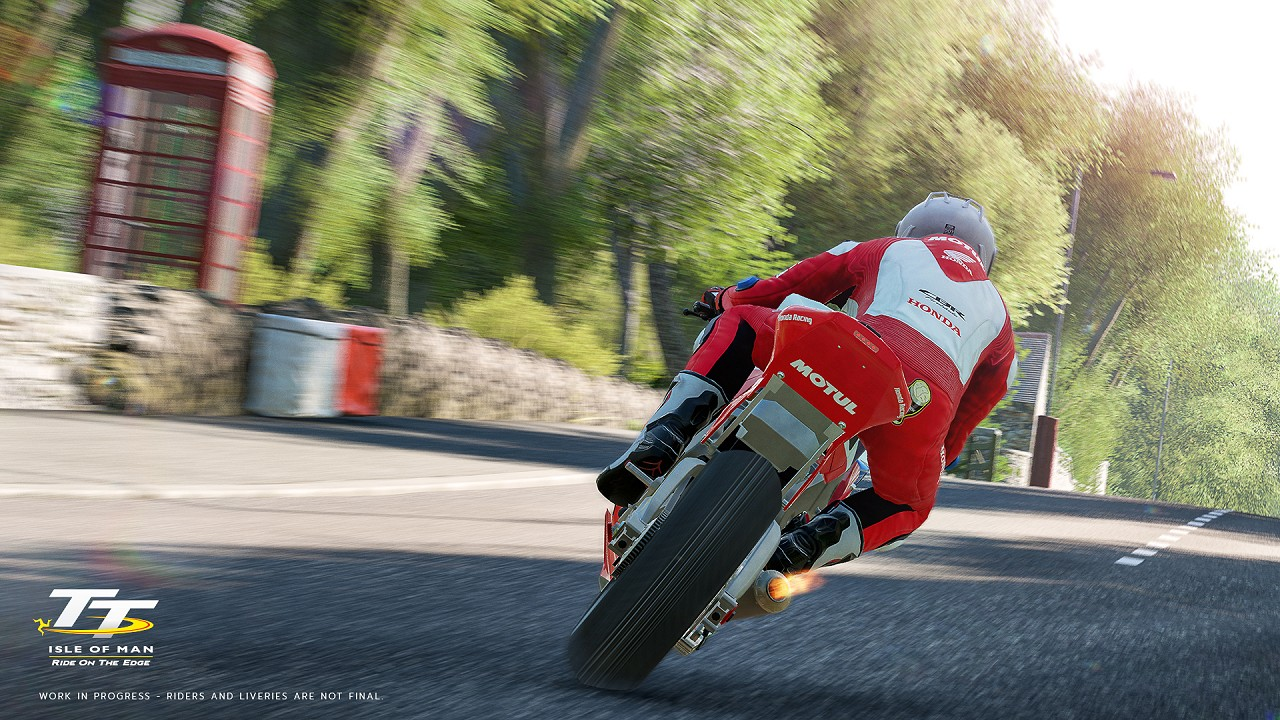 TT Isle of Man Ride on the Edge immagine PC PS4 Xbox One 01