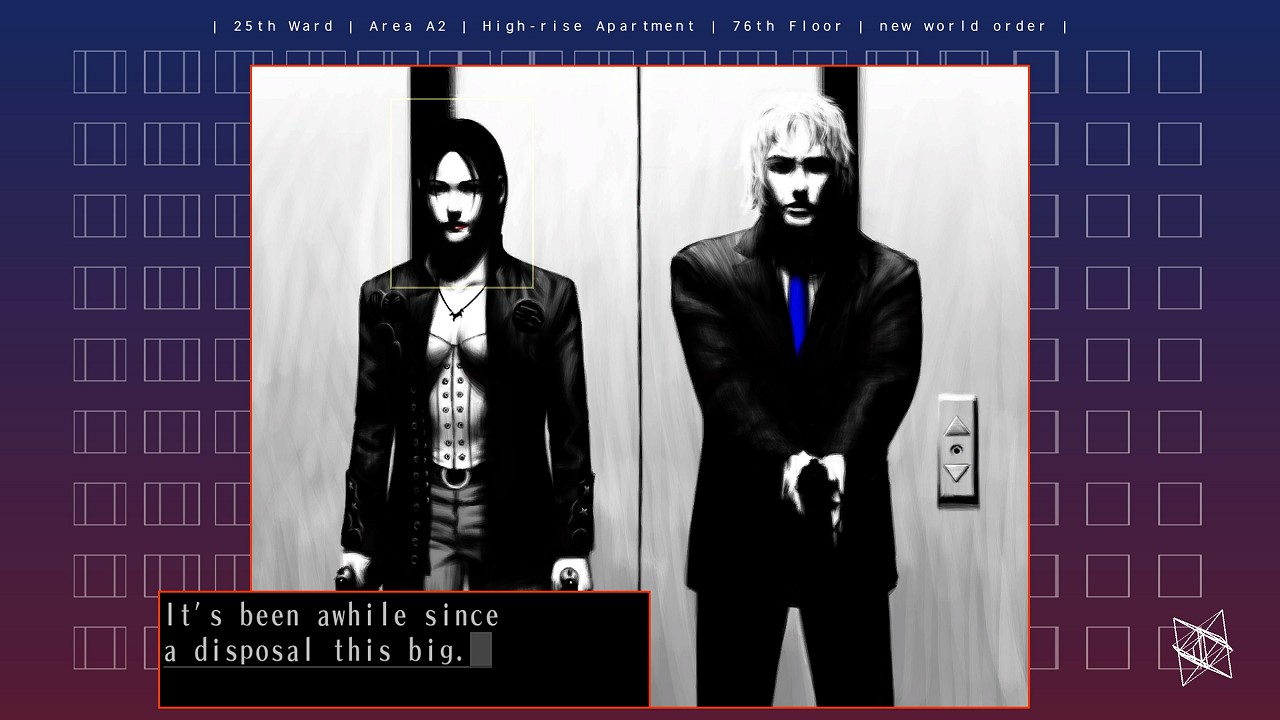 The 25th Ward The Silver Case immagine PC PS4 07