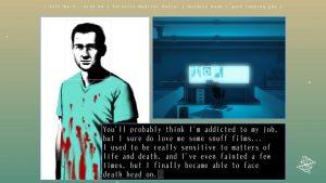The 25th Ward The Silver Case immagine PC PS4 12