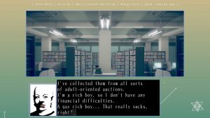 The 25th Ward The Silver Case immagine PC PS4 14