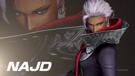 The King of Fighters XIV najd