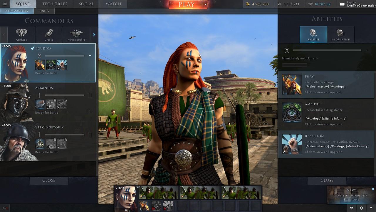 Total War Arena immagine PC 02