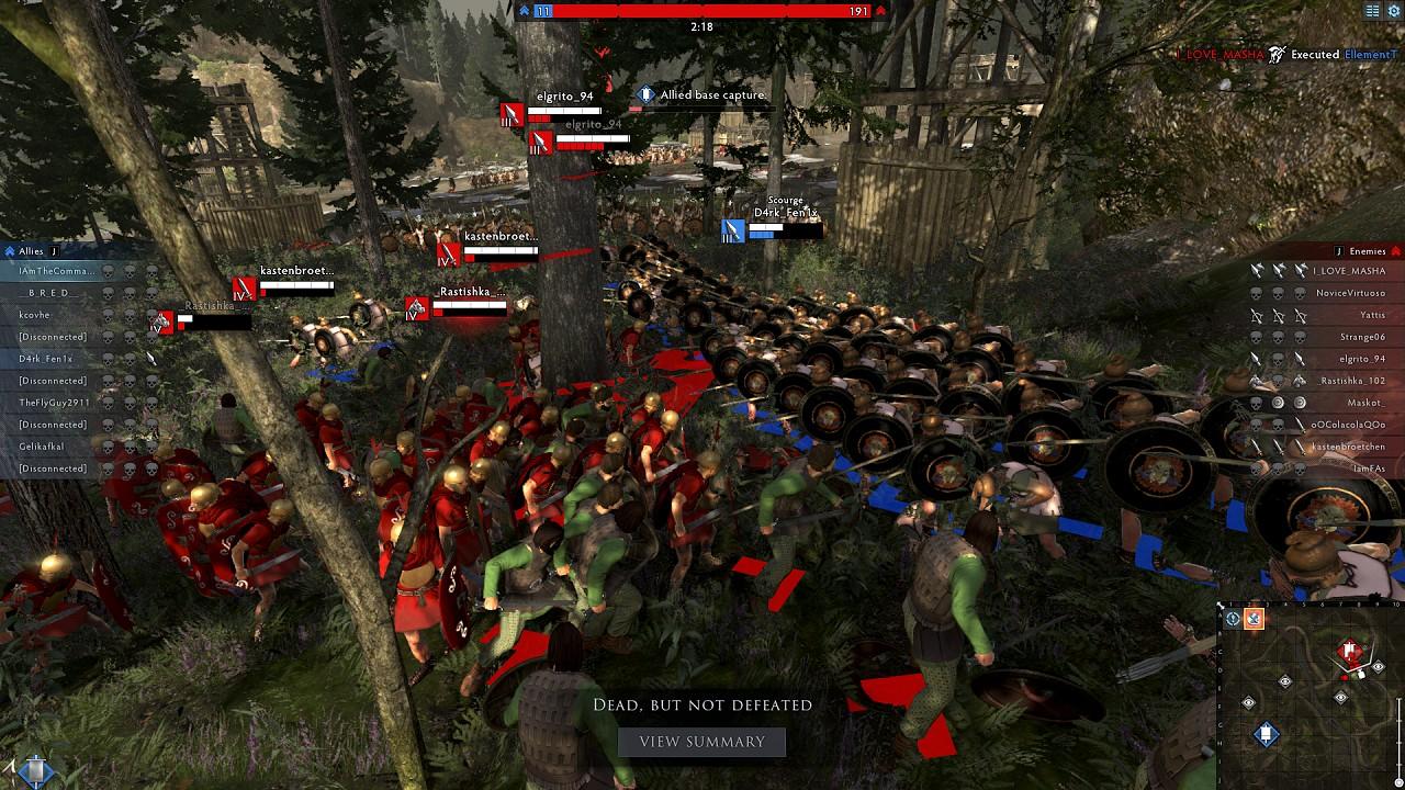 Total War Arena immagine PC 10