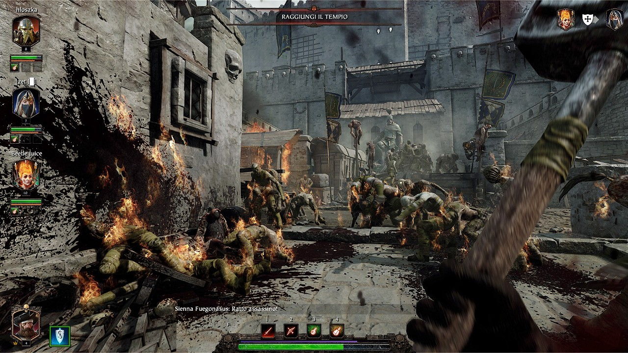 Warhammer Vermintide 2 immagine PC PS4 Xbox One 05