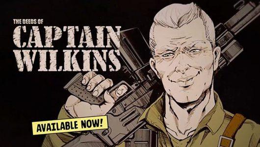 Wolfenstein II: disponibile ora Le mirabolanti imprese del Capitano Wilkins