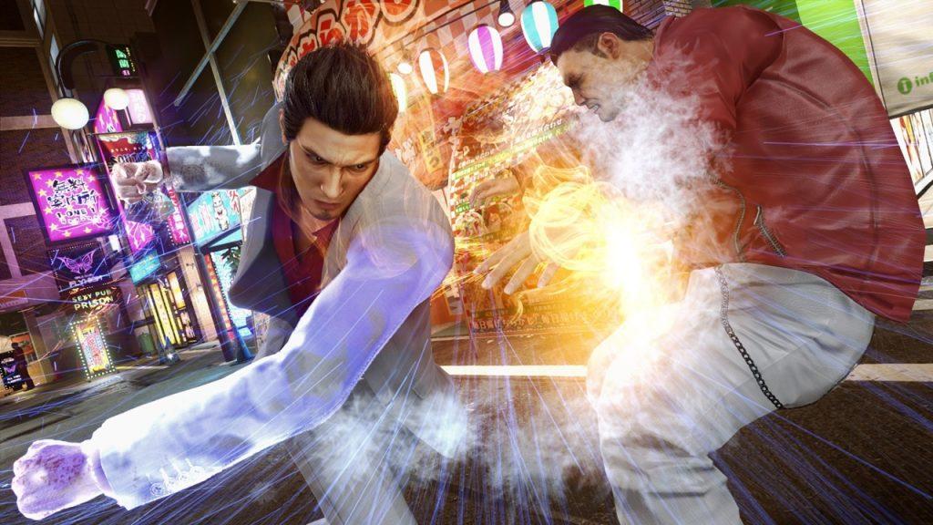 yakuza nuova ip Yakuza Kiwami 2 PS4 immagine 02