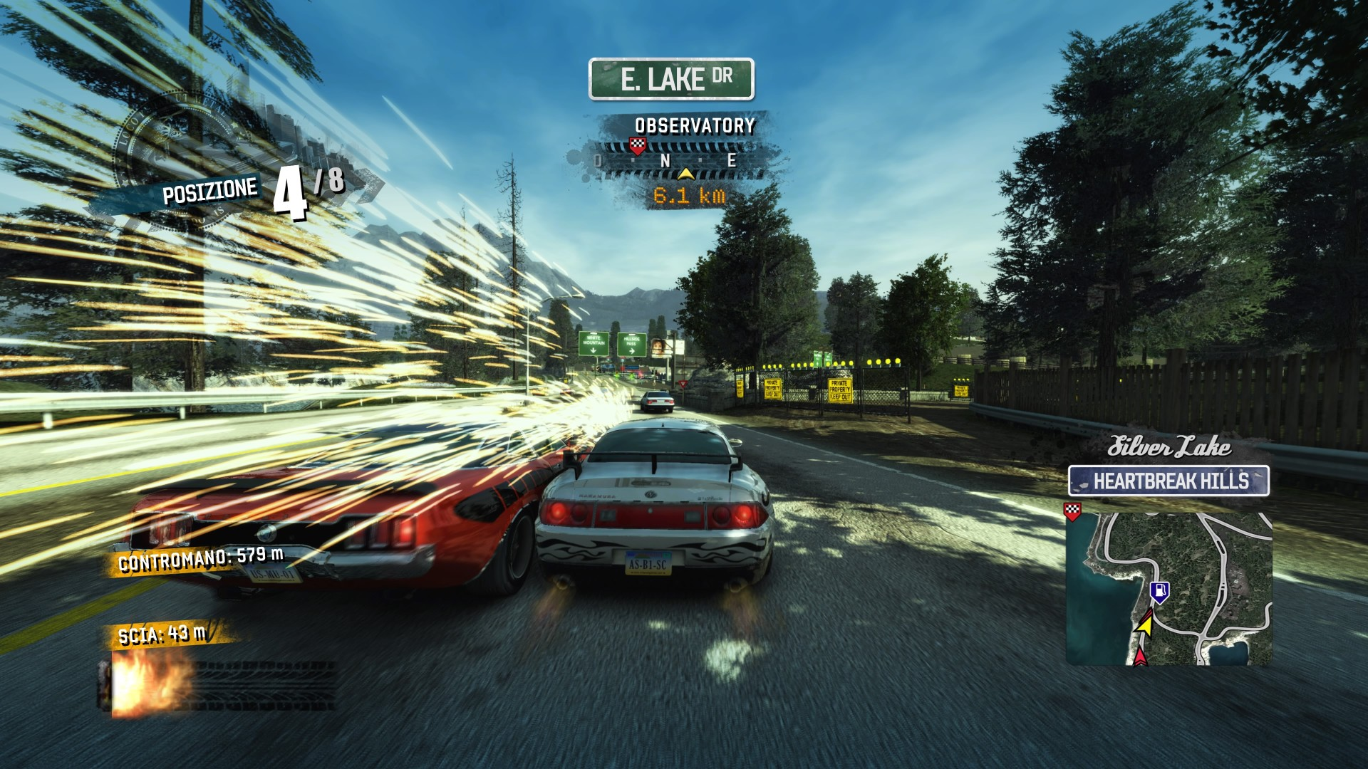 burnout paradise remastered recensione