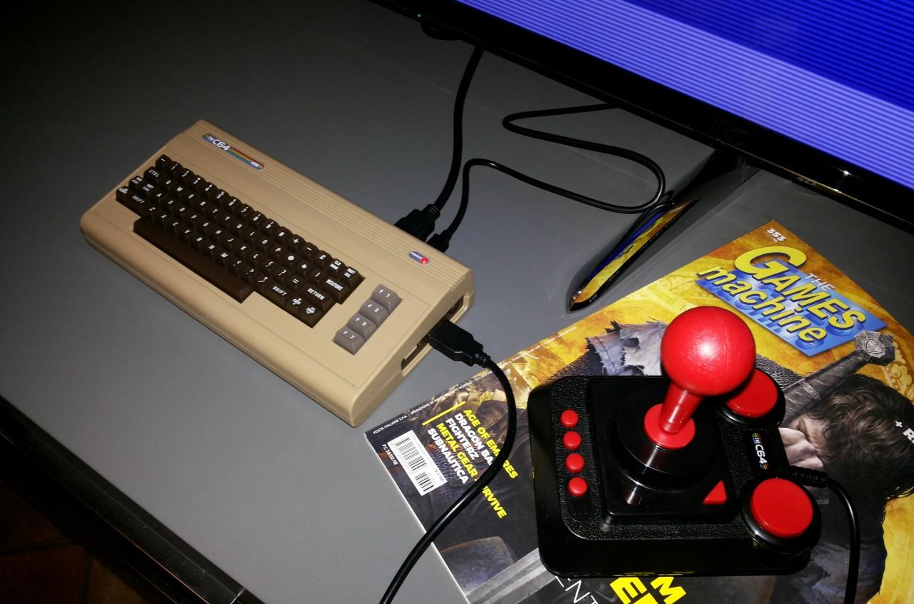 c64 mini speciale