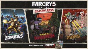 Far Cry 5: il Season Pass e Far Cry Arcade si mostrano in video