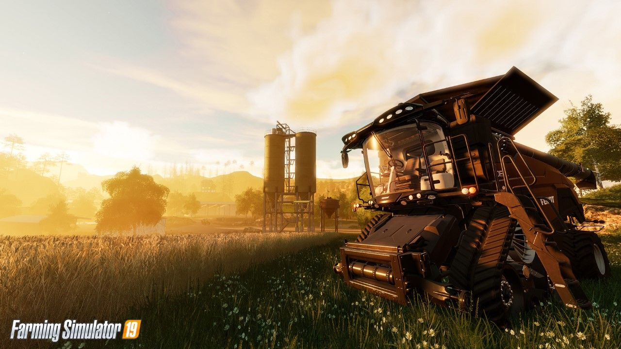Farming Simulator 19 si rivela con un primo screenshot di gioco