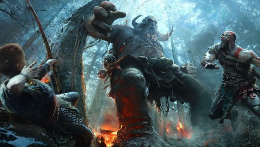 god of war ps4 anteprima provato
