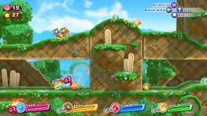 kirby star allies recensione nintendo switch