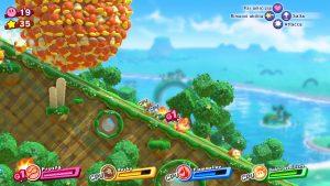kirby star allies recensione nintendo switch
