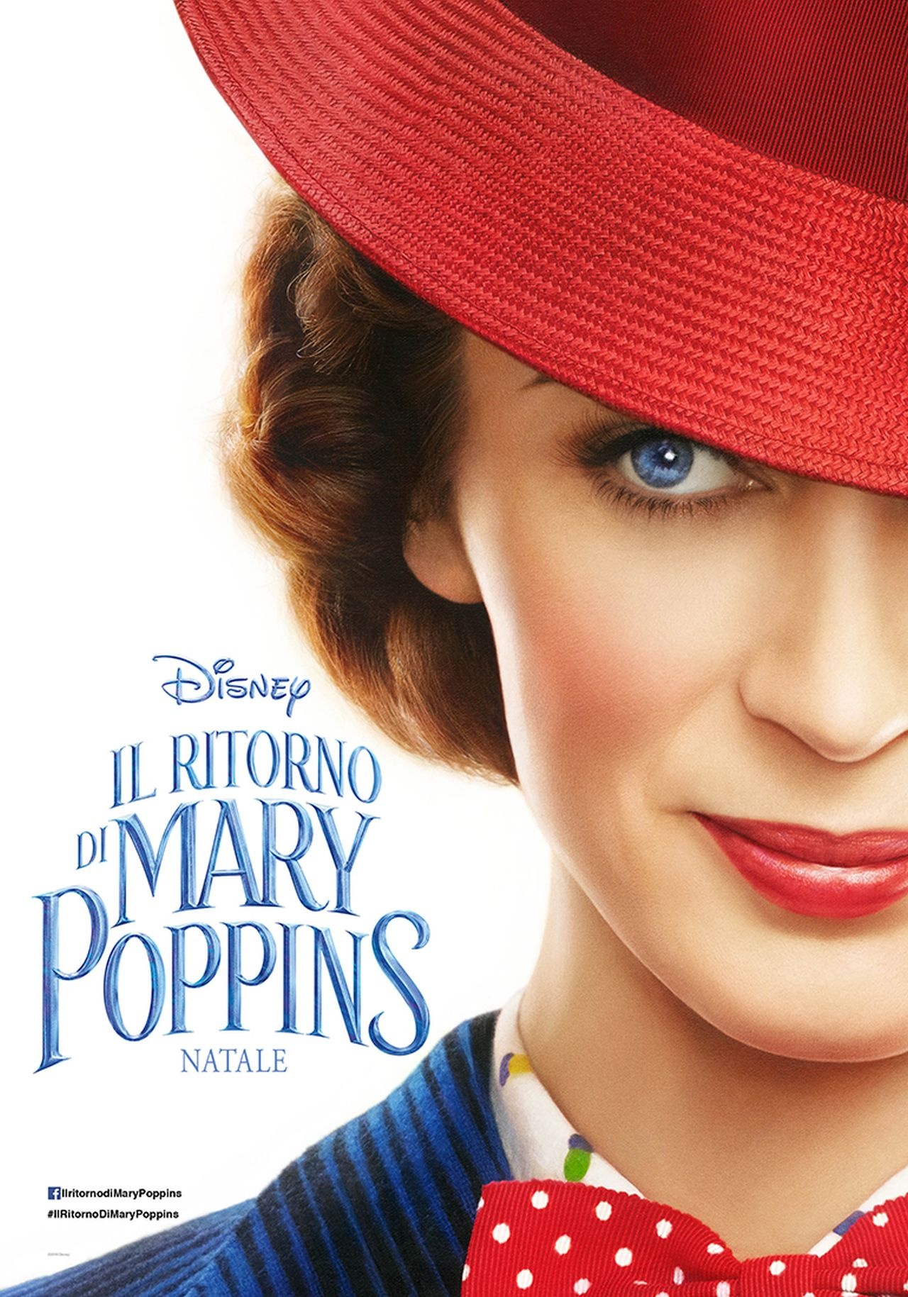 Il Ritorno di Mary Poppins si presenta con un prmo trailer