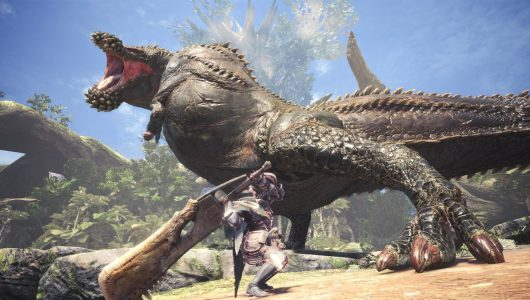 monster hunter world pc mod