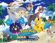 Pokémon Sole e Luna Ultravventure è la 21esima stagione della serie