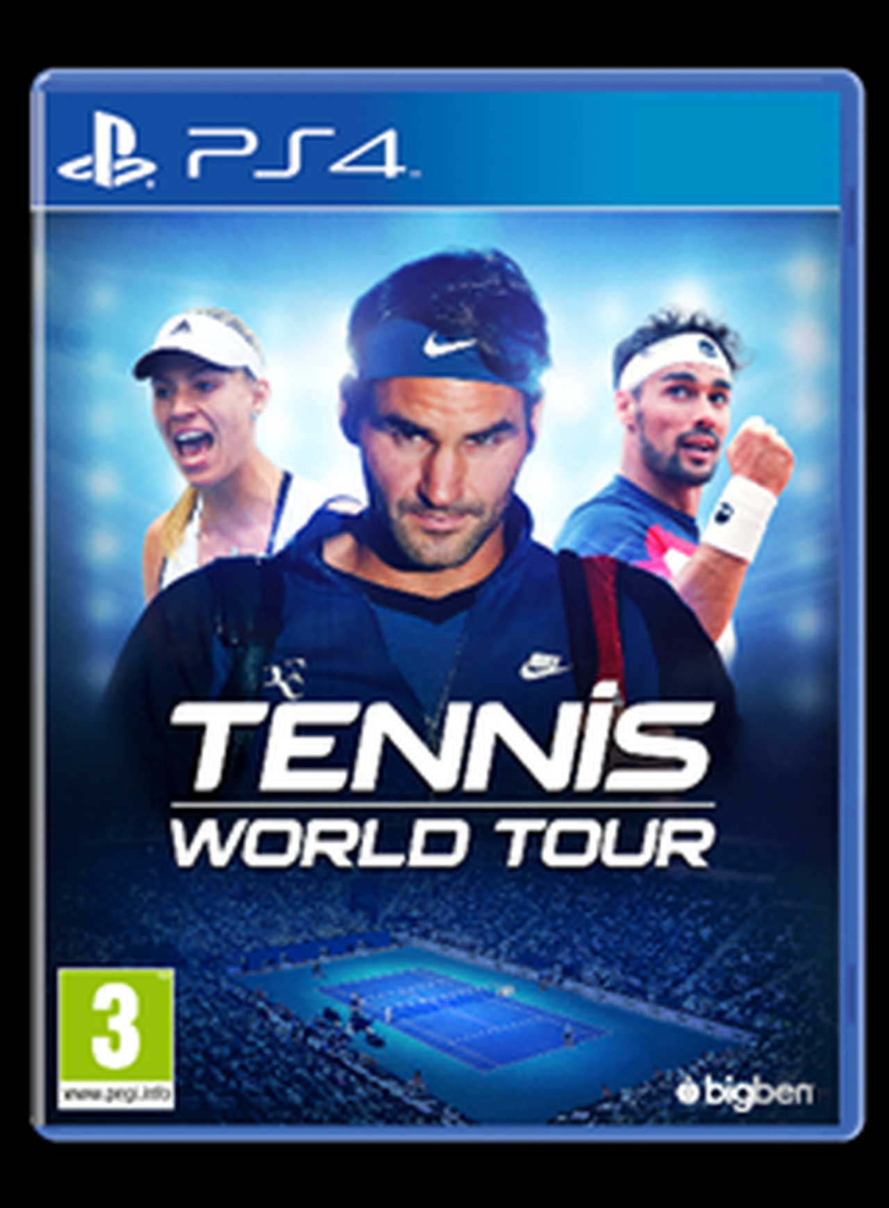 Tennis World Tour: svelata la data d'uscita del titolo tennistico di Breakpoint