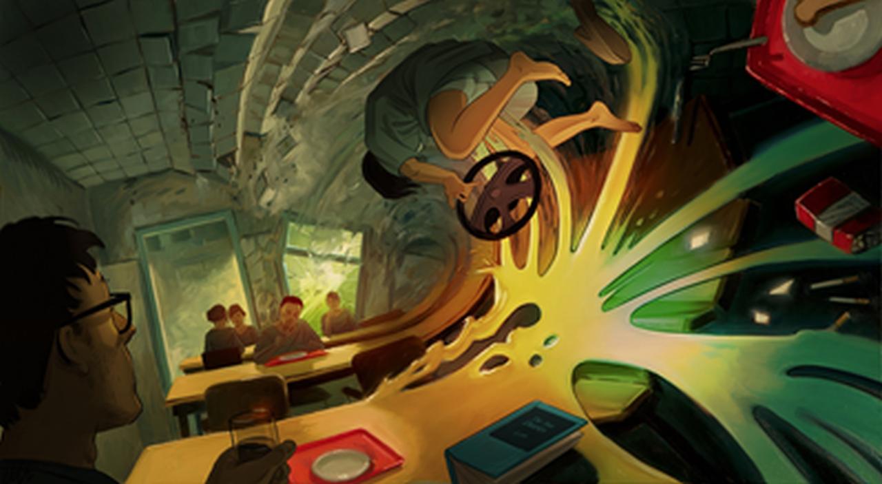 Amazon Studios annuncia la serie animata per adulti Undone