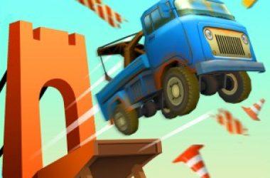 Bridge Constructors Stunts PS4 Hub piccola