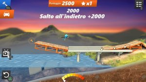 Bridge Constructor Stunts PS4 recensione 08