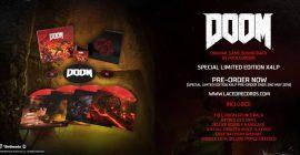 DOOM: la colonna sonora debutterà in formato fisico quest'estate