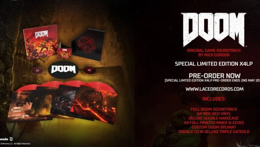 DOOM: la colonna sonora debutterà in formato fisico quest'estate