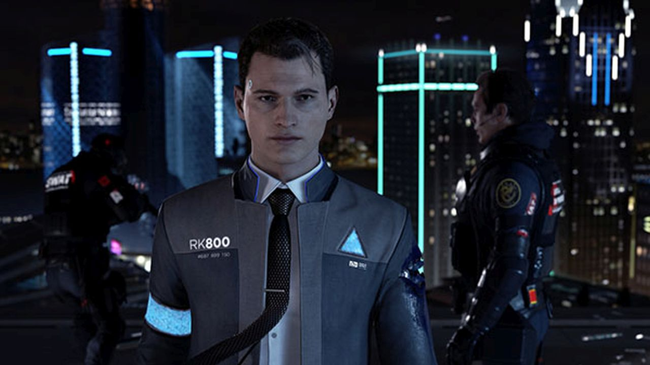 Detroit Become Human entra in fase gold, demo in arrivo
