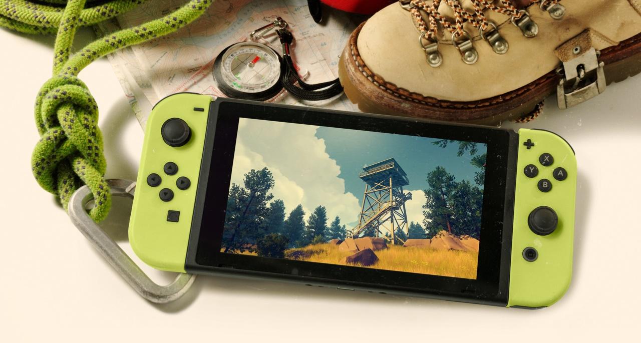 Firewatch Nintendo Switch data uscita