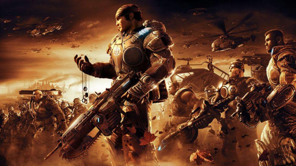 Gears of War 2 dlc