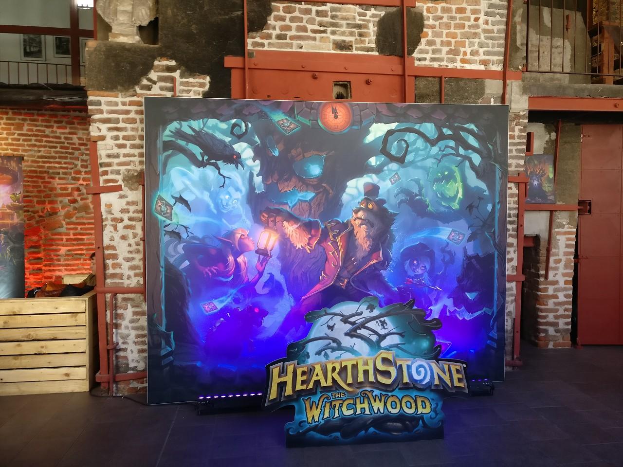 Hearthstone Boscotetro immagine anteprima 05