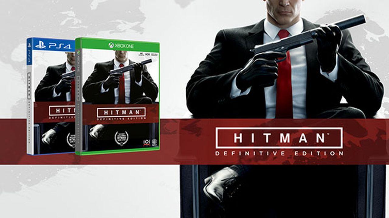 IO Interactive e WBIE annunciano Hitman Definitive Edition