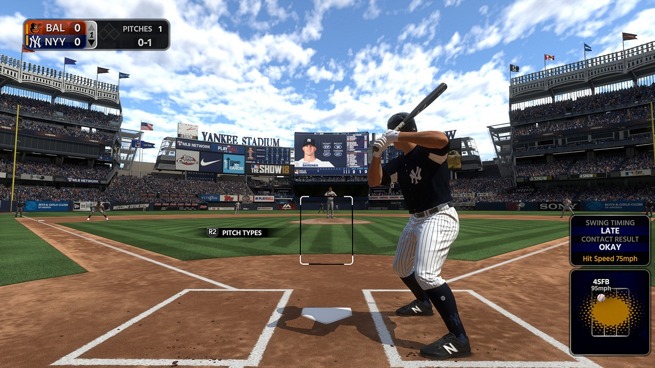 MLB The Show 18 immagine PS4 16