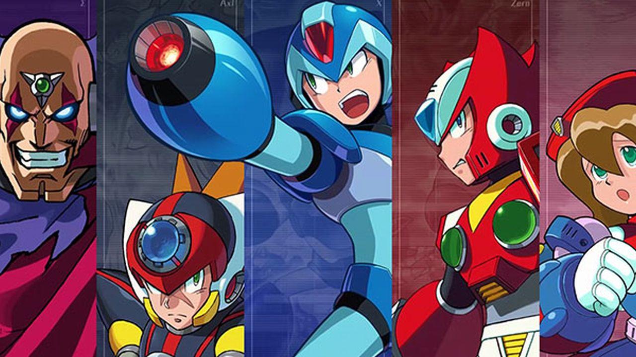 Mega Man X Legacy Collection vanterà una modalità Facile