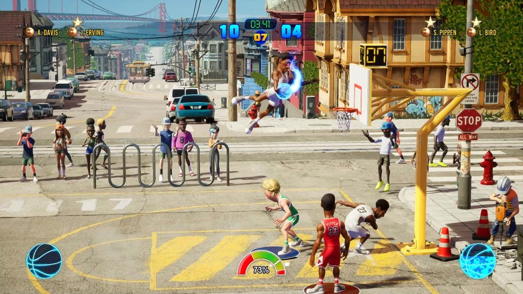 NBA Playgrounds 2 rinviato