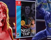 Night Trap 25th Anniversary Edition arriverà su Switch quest'estate