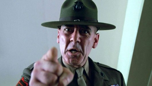 Ronald Lee Ermey sergente maggiore hartman