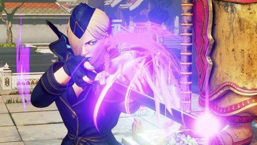 Street Fighter V Arcade Edition trailer falke