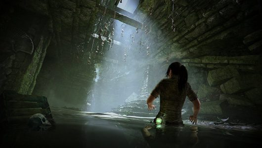 Shadow of the Tomb Raider trailer tombe