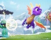 Spyro reignited trilogy trailer lancio