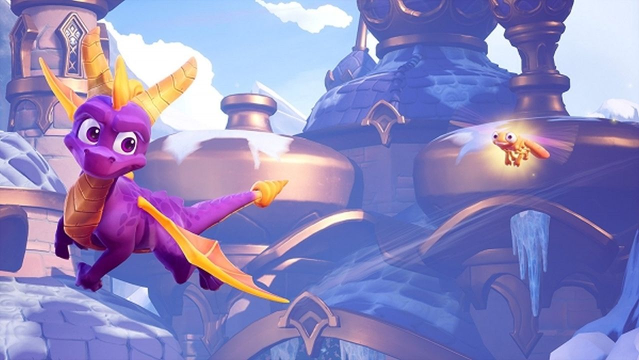 spyro reignited trilogy classifica