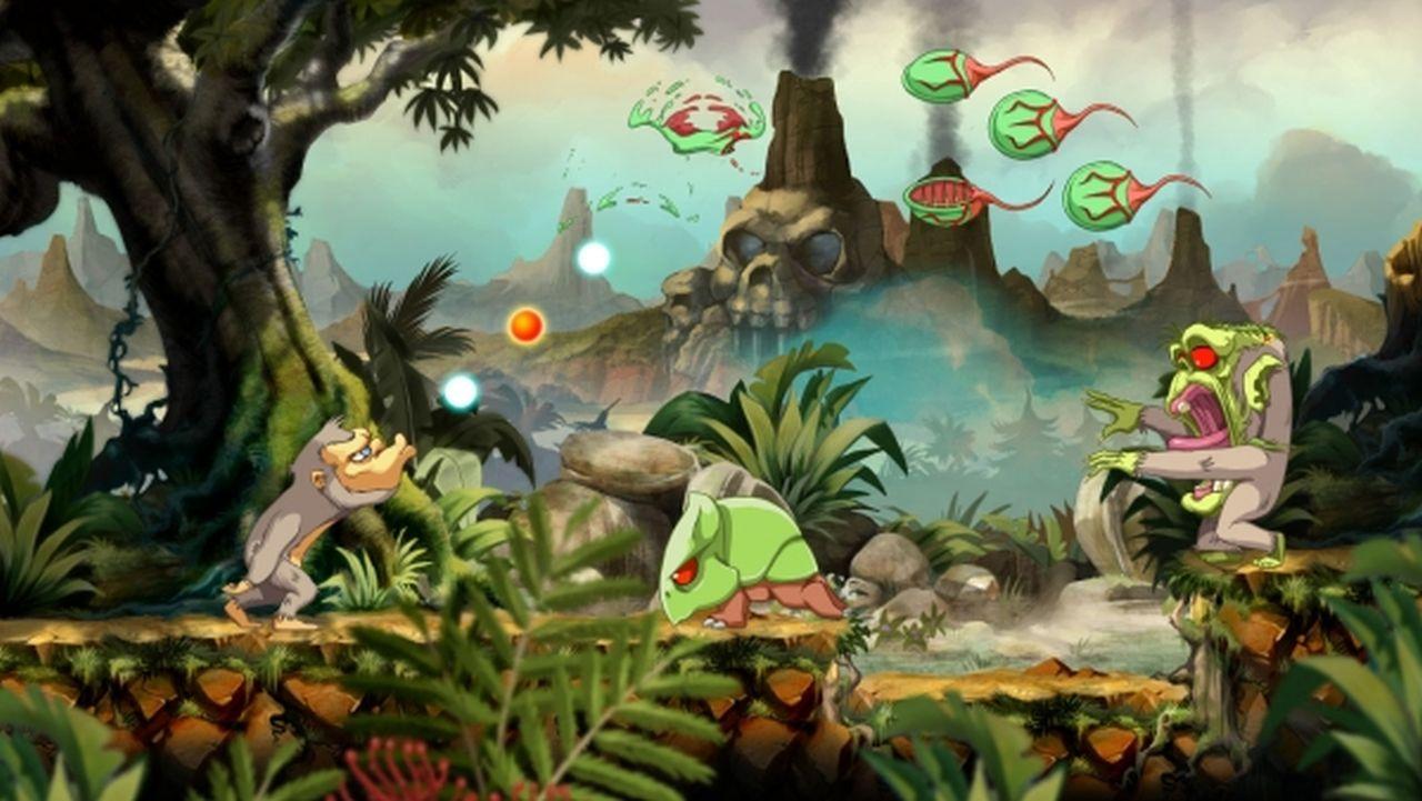 Toki avrà un remake in esclusiva per Nintendo Switch