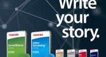 Toshiba presenta le nuove versioni degli HDD N300, X300 e L200