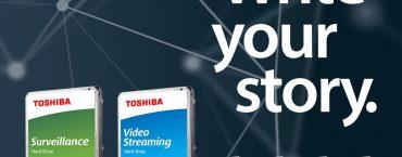 Toshiba presenta i nuovi HDD interni S300 e V300