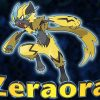 pokémon ultrasole ultraluna Zeraora