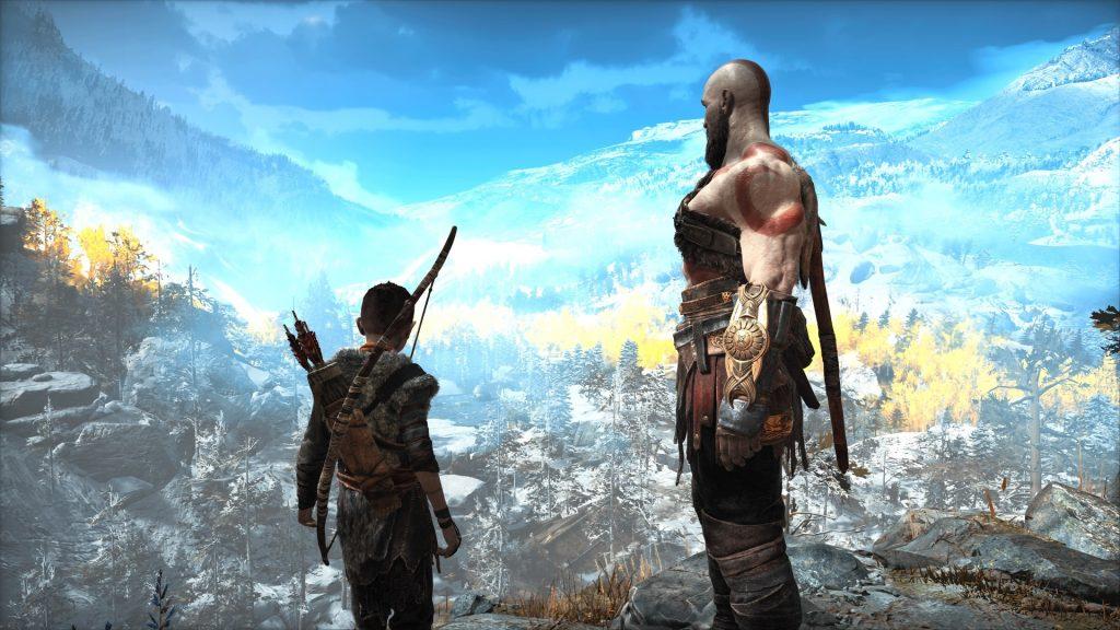 God of War photo mode patch