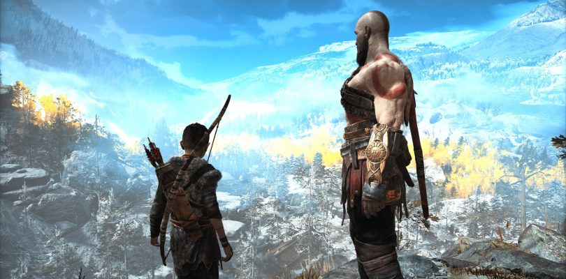 God of War photo mode patch