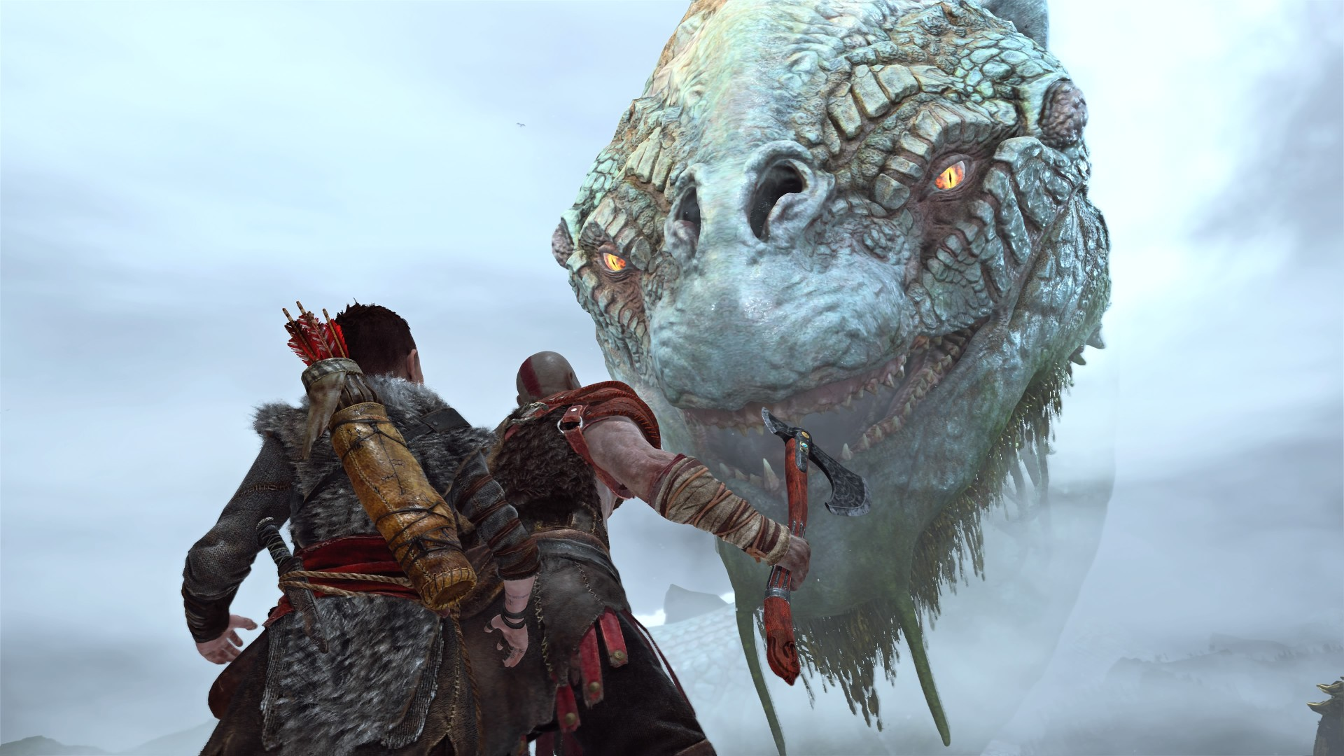 god of war recensione ps4