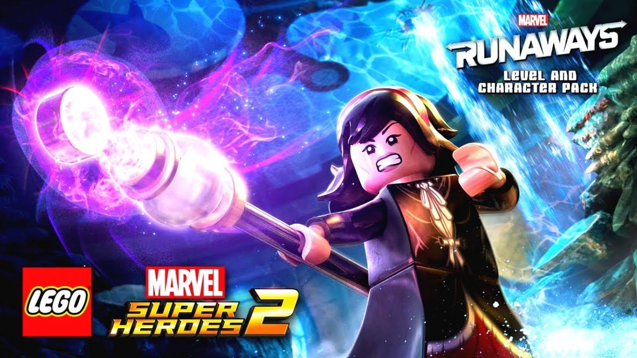 LEGO Marvel Super Heroes: disponibile il nuovo pacchetto DLC Runaways