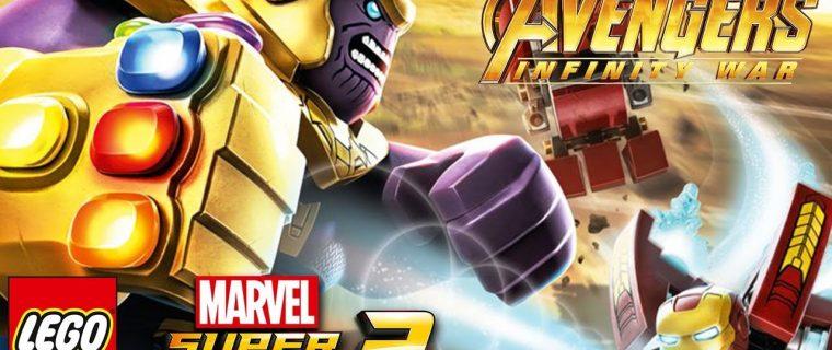 LEGO Marvel Super Heroes 2: disponibile il DLC dedicato a Infinity War