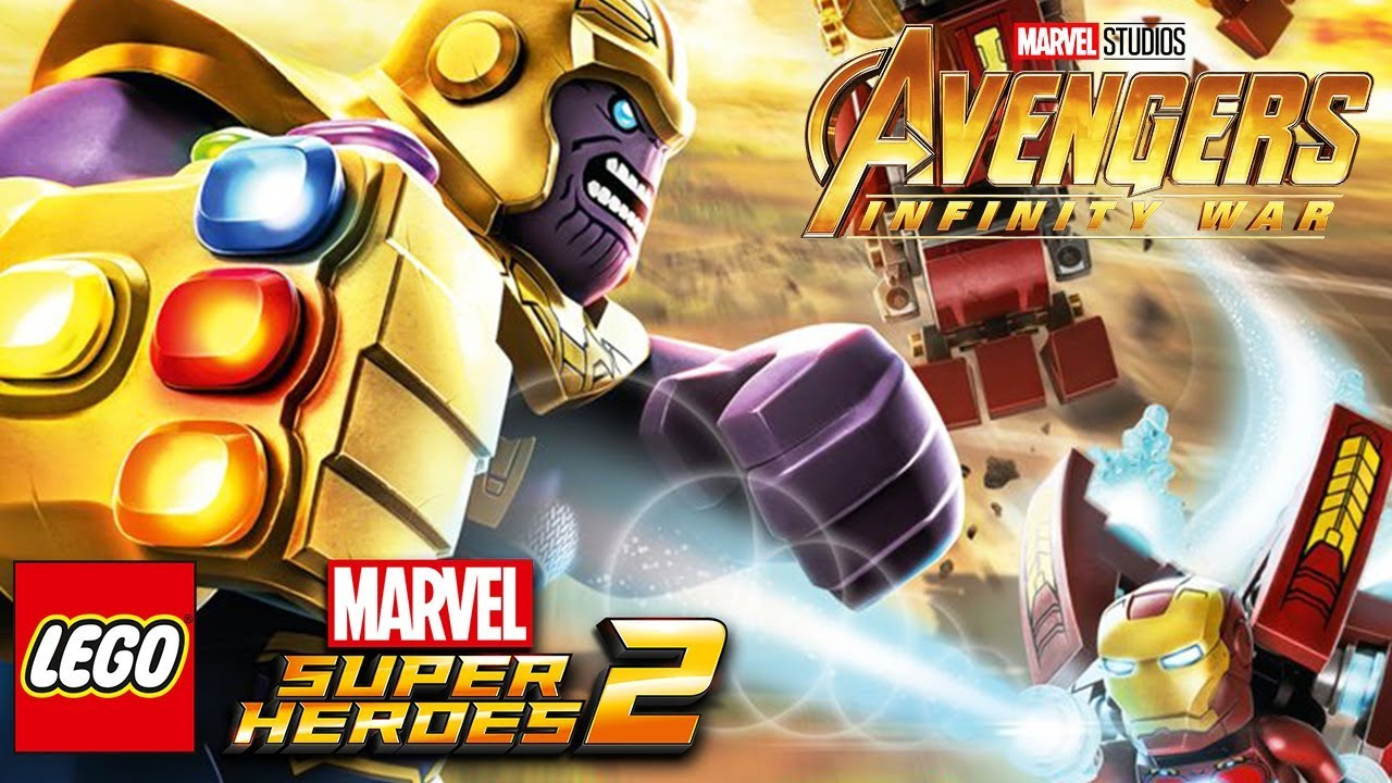 LEGO Marvel Super Heroes 2: annunciato il DLC Pack di Infinity War